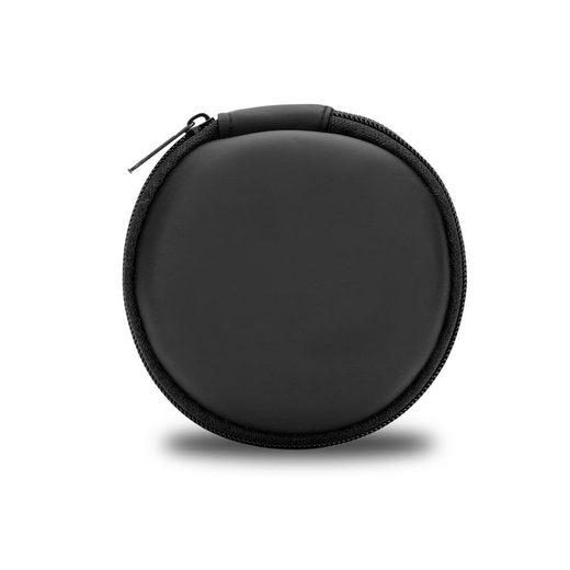 Cadorabo Aufbewahrungsbox, Cadorabo Kopfhörer KOPFHÖRER AUFBEWAHRUNGSBOX in schwarz