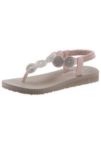 Skechers »Meditation - Stars & Sparkle« sandala...