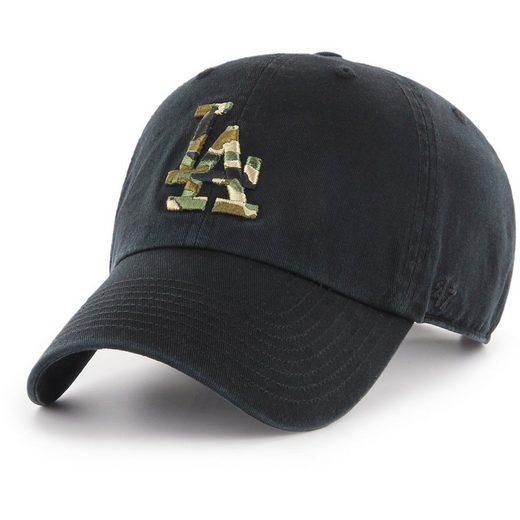 '47 Brand Baseball Cap »CAMOFILL LA Dodgers«