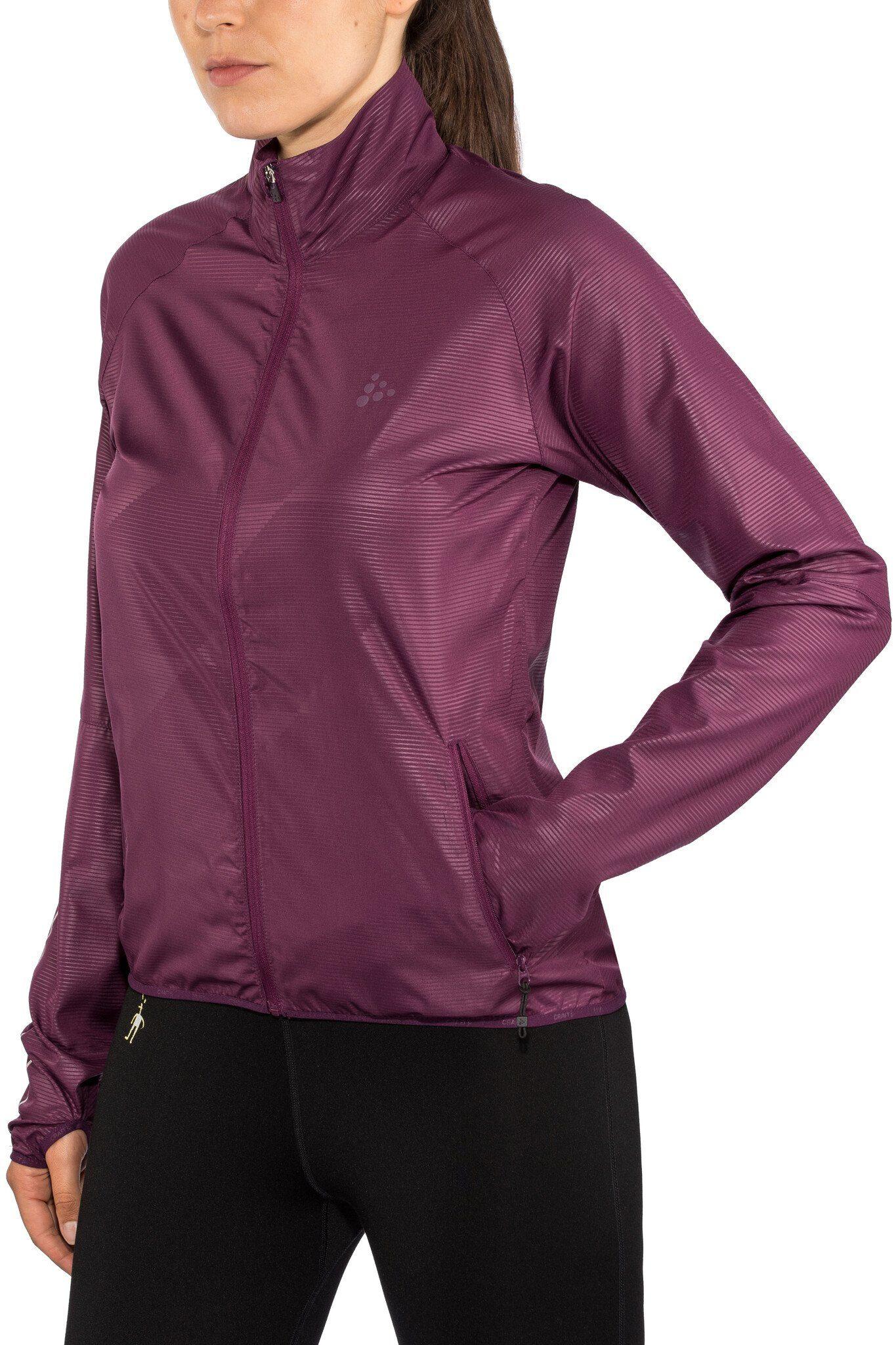 Craft Trainingsjacke »Eaze Jacket Damen«, schnelltrocknendes Innenmaterial online kaufen   OTTO