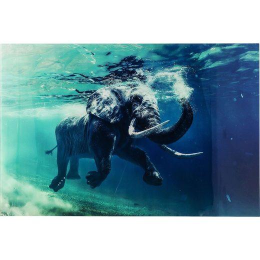KARE Dekoobjekt »SWIMMINGELEPHANT«