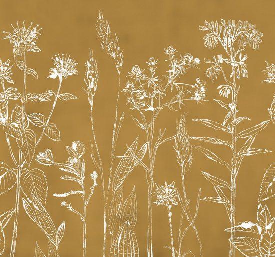 WOHNIDEE-Kollektion Fototapete »Wiesenblumen«, (6 St)