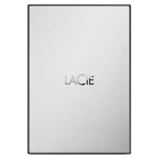 LaCie »EXTERNE TRAGBARE FESTPLATTE« externe HDD-Festplatte (4 TB), USB 3.0 Drive)