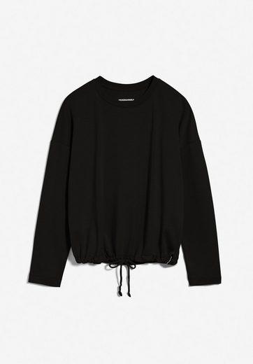 Armedangels Sweatshirt »MAAILAA Damen Sweatshirt aus TENCEL™ Lyocell Mix« (1-tlg)