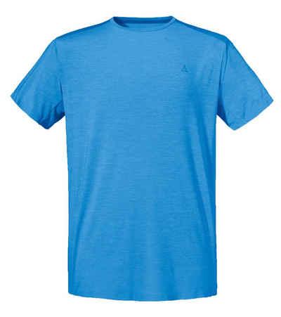 Schoeffel T-Shirt »Schöffel Austin2 T-Shirt elastisches Herren Funktions-Shirt Sport-Shirt Lauf-Bekleidung Blau«