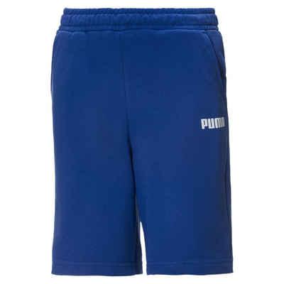 PUMA Jogginghose »Essentials Jungen Gestrickte Sweatshorts«
