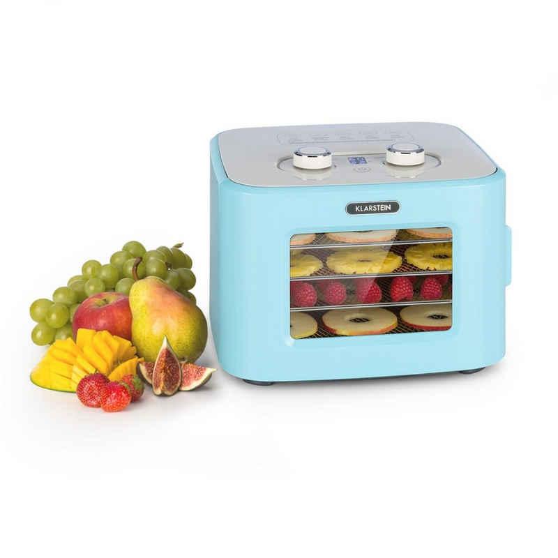 Klarstein Dörrautomat »Tutti Frutti Dörrautomat 400W 35-80°C 8 Liter« 400 W