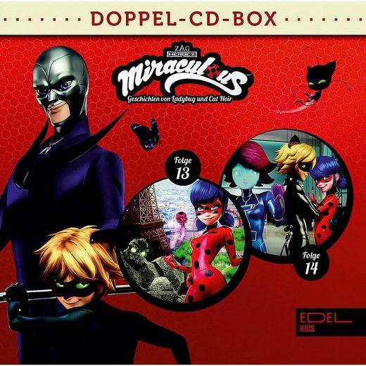 Edel Hörspiel »CD Miraculous Folgen 13 und 14 (2 CDs)«