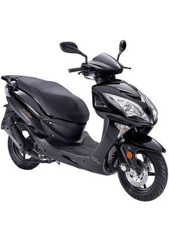 Luxxon Motorroller »XXLine« 49 ccm 45 km/h Eu...