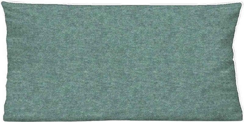 Kissenbezug »Hermal«, Biberna (2 Stück), uni-melange