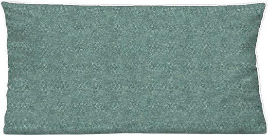 Kissenbezüge »Hermal«, Biberna (2 Stück), uni-melange