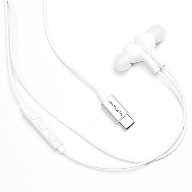 4smarts »Akt. In-Ear Stereo Headset Melody USB Typ-C« Headset