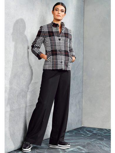 Alba Moda Hose in trendig weiter Form
