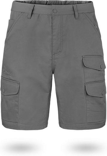 normani Bermudas »Herren BDU Shorts Kebili« Freizeitshorts Alltagsshorts Sommershorts mit 7 Taschen