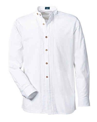 Luis Steindl Trachtenhemd »Trachtenhemd mit Riegel«