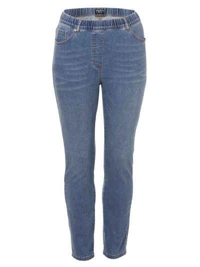 VIA APPIA DUE Slim-fit-Jeans (1-tlg)