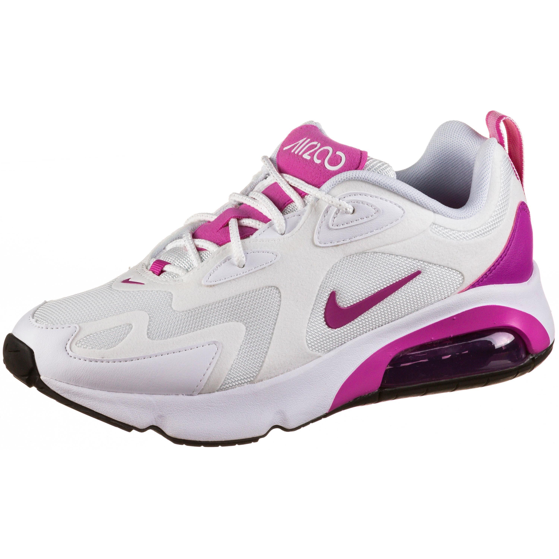 Nike Sportswear AIR MAX 200 Sneaker low black
