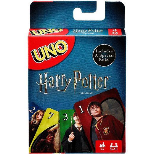 Mattel® Spiel, »Mattel Games UNO Harry Potter, Kartenspiel,«