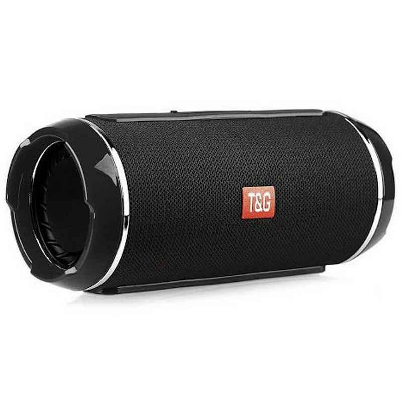 Dooloo Tragbarer Bluetooth Lautsprecher mit Powerbank Bluetooth-Lautsprecher (Bluetooth, Bluetooth V4.2)