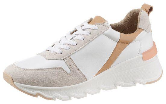Tamaris »SMERALDA« Wedgesneaker mit Touch It-Ausstattung