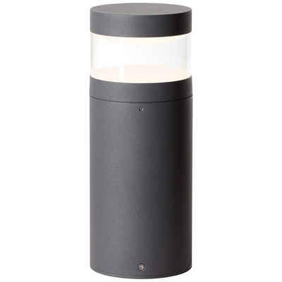 AEG Sockelleuchte »Lydon«, LED Außensockellampe 30cm anthrazit