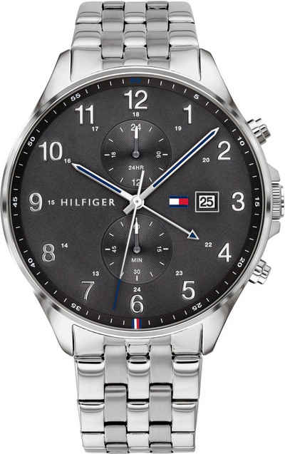 Tommy Hilfiger Multifunktionsuhr »Casual, 1791707«