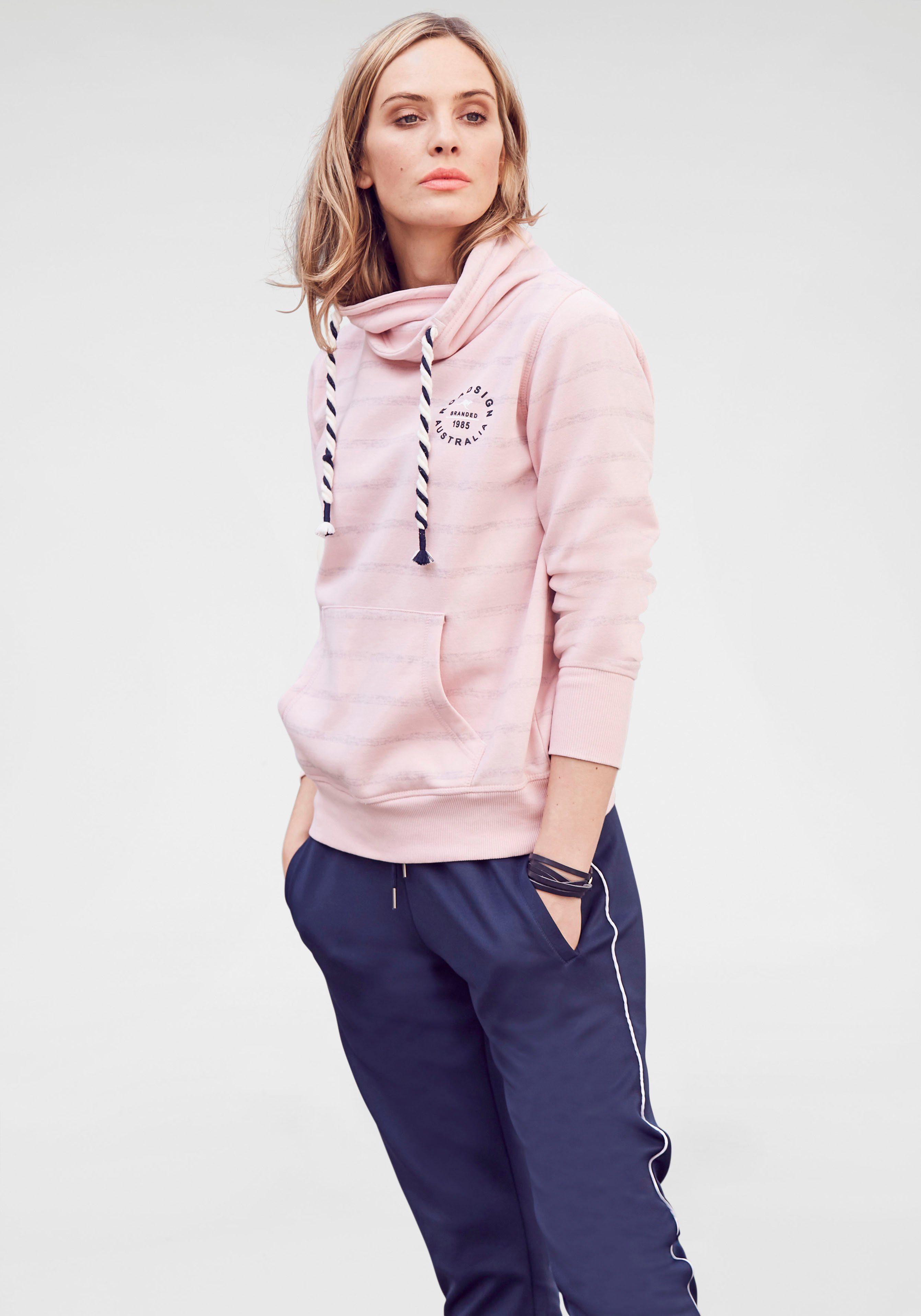 ROADSIGN australia Sweatshirt mit hohem Kragen | OTTO