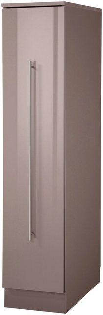 Küchenschränke - wiho Küchen Apothekerschrank »Chicago« Auszug mit 3 Ablagefächern  - Onlineshop OTTO