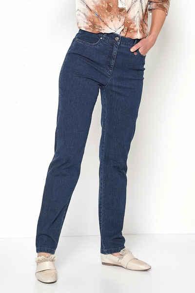 Relaxed by TONI Slim-fit-Jeans »Belmonte« mit seitlichem Gummizug