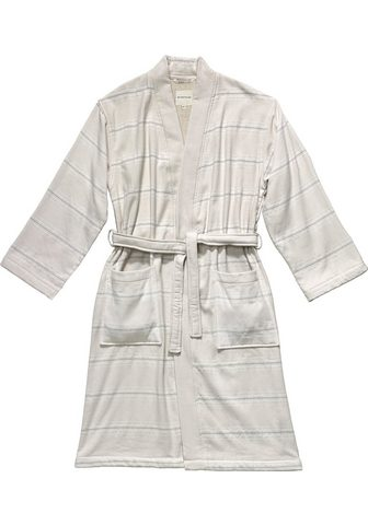 TOM TAILOR Unisex-Bademantel »Wellness Kimono« su...