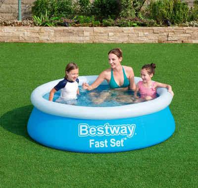 Bestway Quick-Up Pool »Fast Set™«, ØxH: 183x51 cm, ohne Pumpe