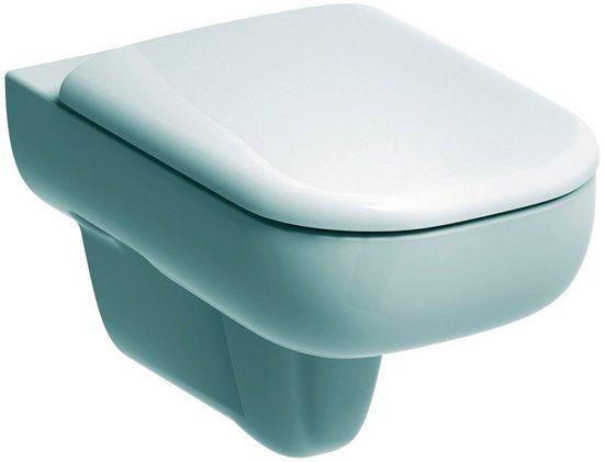 GEBERIT WC-Sitz »Smyle«, mit Abenkautomatik
