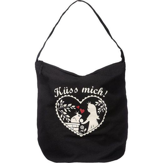 ADELHEID Shopper »Küss mich Handtasche«