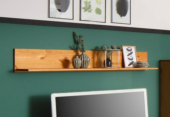 Home affaire Wandboard »Agave«, aus massiver Kiefer