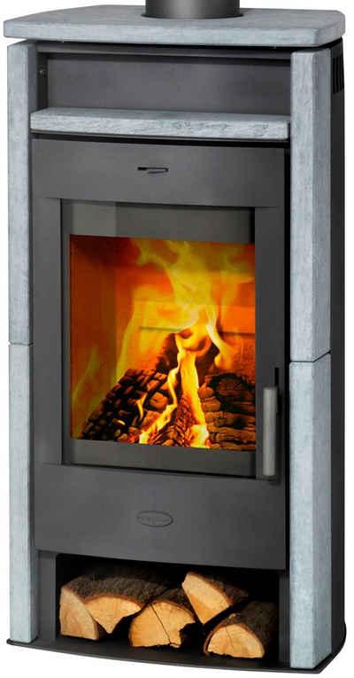 Fireplace Kaminofen »Paris«, 6,5 kW, Zeitbrand