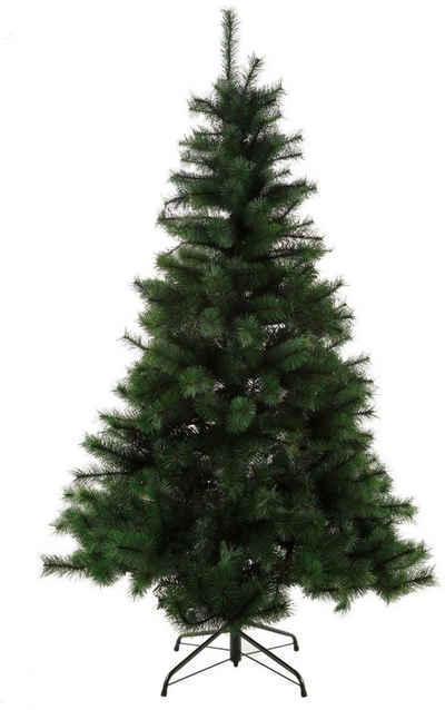 Home affaire Künstlicher Weihnachtsbaum »Edeltanne«, mit Metallständer
