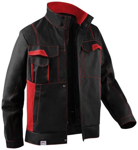Kübler Arbeitsjacke »Image Dress New Design« mit 7 Taschen