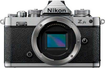 Nikon »Z fc« Systemkamera-Body (20,9 MP, Bluetooth, WLAN (WiFi)