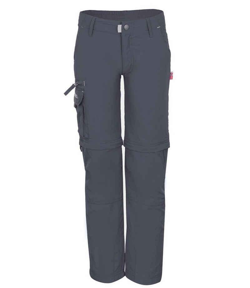 TROLLKIDS Trekkinghose »Oppland Slim Fit« Schnelltrocknend