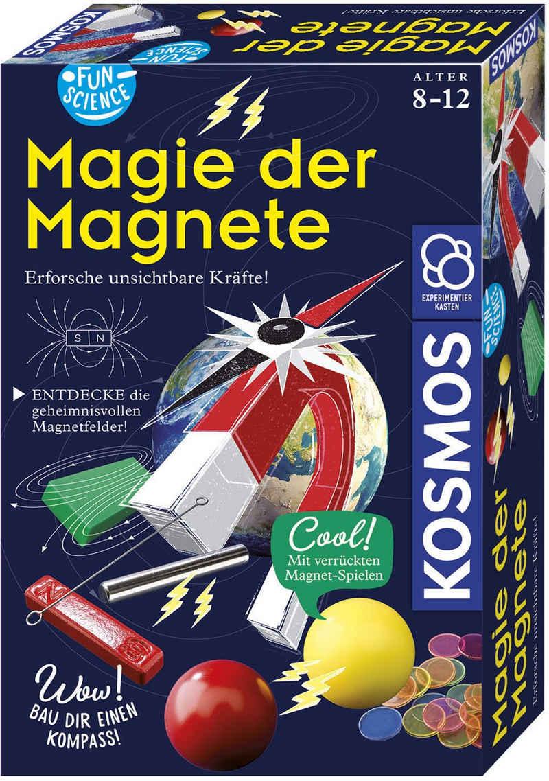 Kosmos Experimentierkasten »Fun Science Magie der Magnete«