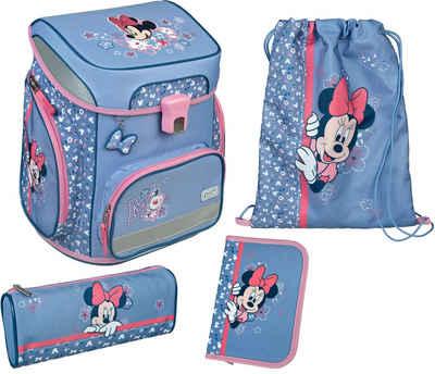 Scooli Schulranzen »EasyFit, Minnie Mouse« (Set)