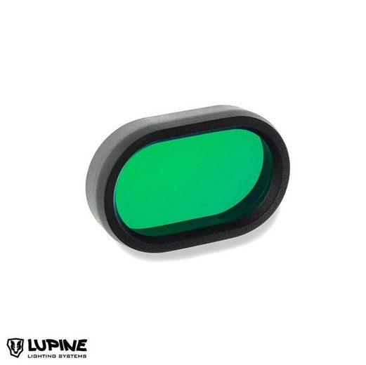 Lupine LED Taschenlampe »Lupine Grünfilter für Piko R / Piko TL Max / MiniM«