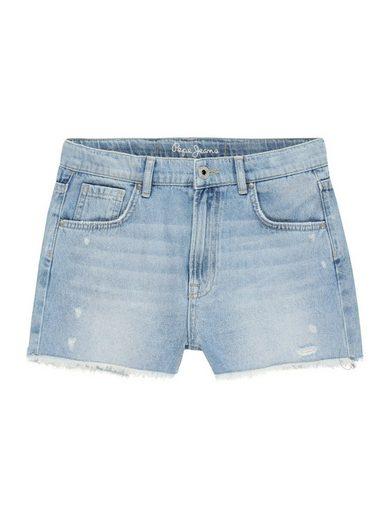 Pepe Jeans Jeansshorts »PATTY«