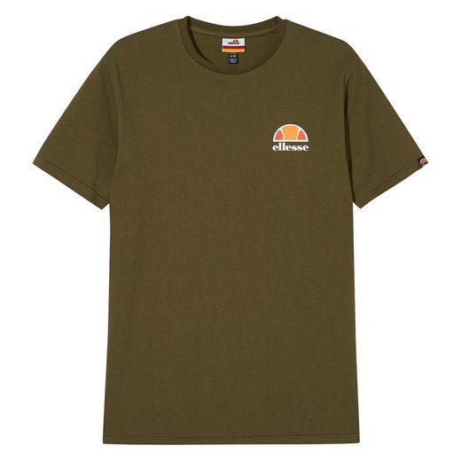 Ellesse T-Shirt »Herren T-Shirt CANALETTO TEE - Kurzarm, Crewneck,«