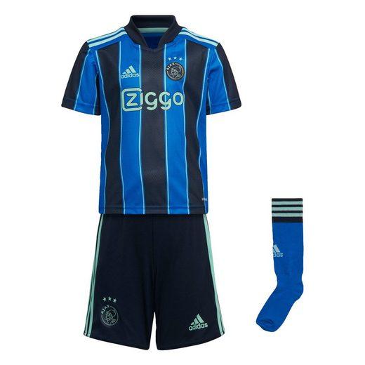 adidas Performance Trainingsanzug »Ajax 21/22 Mini-Auswärtsausrüstung«