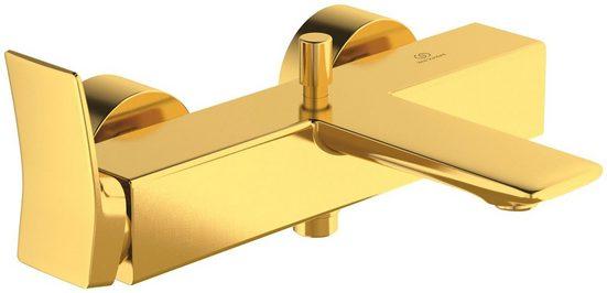 Ideal Standard Wannenarmatur »Check« (1-St) Aufputz, Brushed Gold