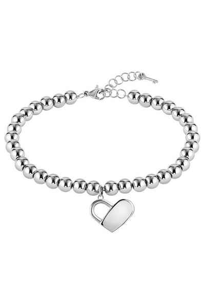 Boss Armband »Herz, BEADS COLLECTION, 1580075«