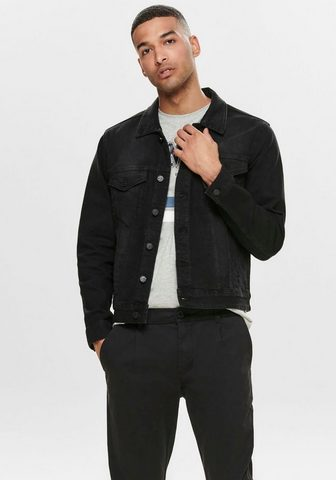 ONLY & SONS ONLY & SONS Jeansjacke »COIN LIFE TRUC...