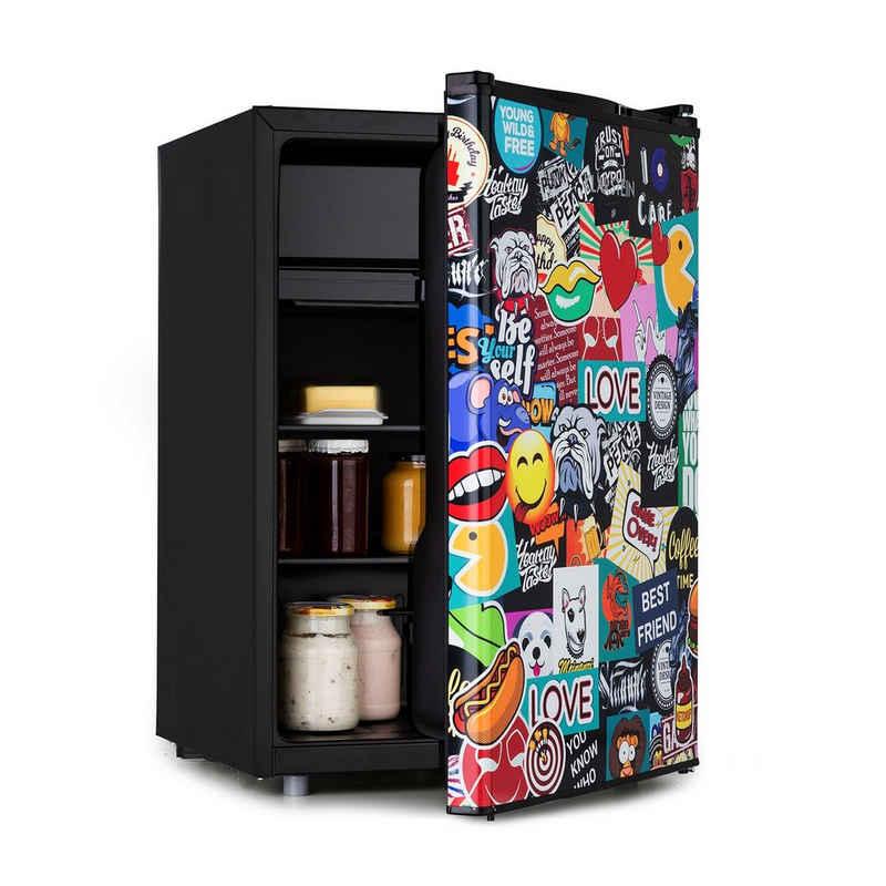 Klarstein Kühlschrank 10035252, 68 cm hoch, 45 cm breit
