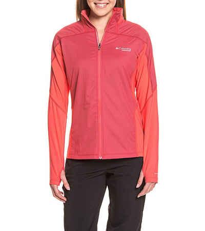 Columbia Outdoorjacke »Columbia Caldorado Insulated Jacket wasserabweisende Damen Sport-Jacke Omni-Shield Funktions-Jacke Pink/Rosa«